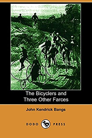 book cover of The Bicyclers and Three Other Farces