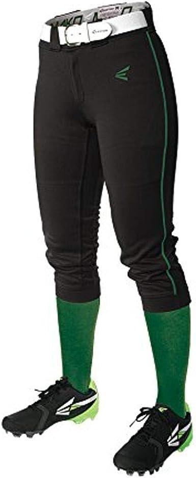 Amazon Com Easton Mako Pantalones Entubados Para Mujer Negro S Clothing