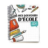 Mes Souvenirs d'École- De la maternelle à la 5e secondaire-Système scolaire québecois - 9.5'' x 13.5''
