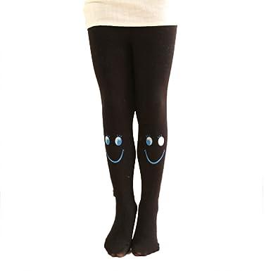 0f7468bf64892 bismarckbeer Girls Tights Dance Pantyhose Leggings Smile Printed Kids  Ballet Hosiery Stockings: Amazon.co.uk: Clothing