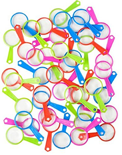 Colorful Magnifying Glasses Favors Wholesale
