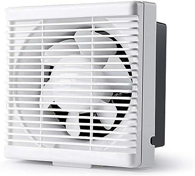Wand Fenster Ventilator Bad Kuche Dunstabzugshaube Beluftung Lufter Leise Und Effektiv Zhaoshunli 1104 Size 8 Inches Amazon De Baumarkt