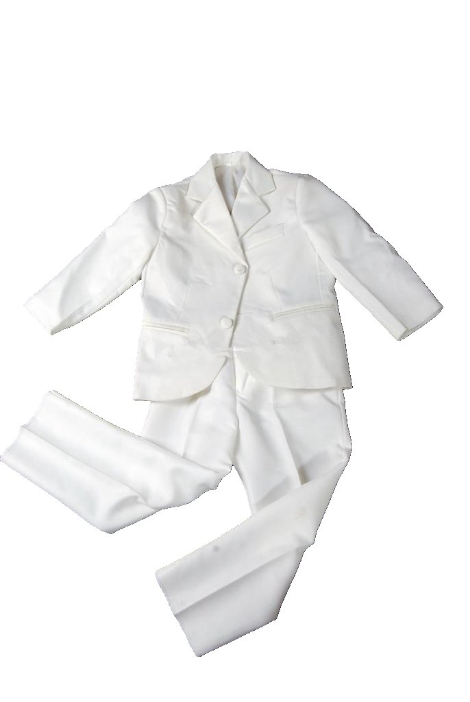 MLT Custom Made Two Pieces Wedding Party Boy's Suits (M)