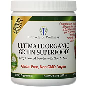 Amazon Com Spring Of Life Daily Energy Superfood Dietary