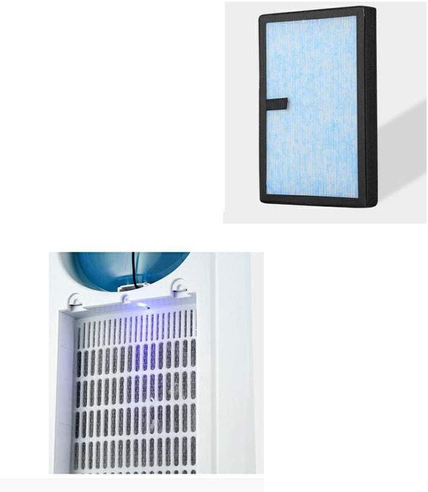 FENGFENGGUO Ventilador eléctrico sin Hojas, Piso casero Control ...