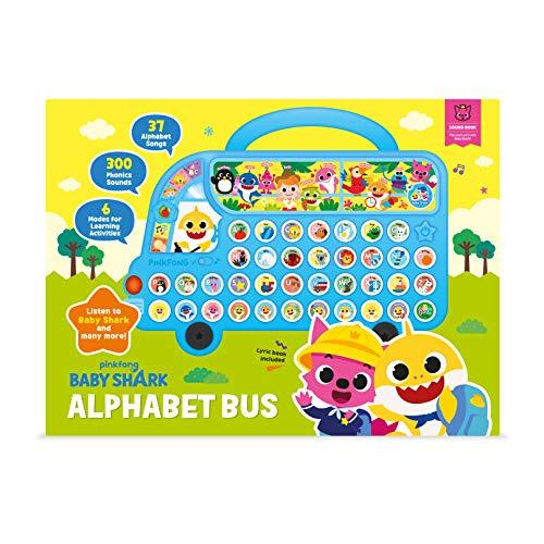 Pinkfong Baby Shark Official Alphabet Bus, 2nd Edition