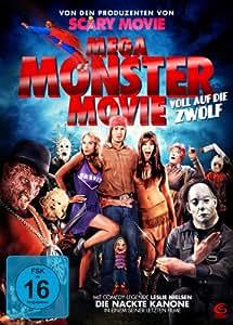Mega Monster Movie (Von den Machern von Scary Movie) [Alemania] [DVD]