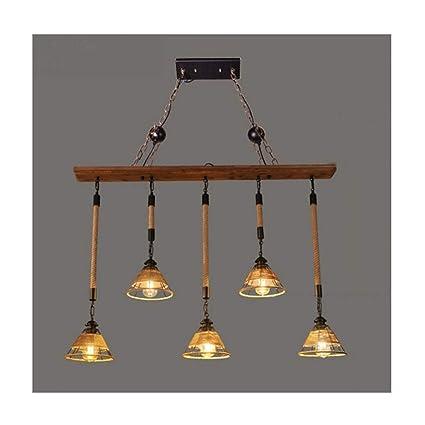 LYM Lámparas Colgantes Lámpara Colgante Creativa, lámpara de ...