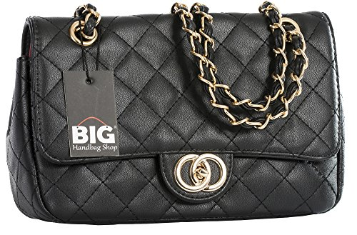 quilted fashion purse - 8