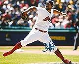 Brad Hand Autographed Photograph - 8x10 CLEVELAND INDIANS COA - Autographed MLB Photos