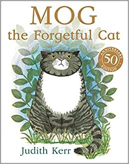 Mog the Forgetful Cat: Amazon.co.uk: Kerr, Judith, Kerr, Judith: Books