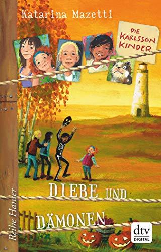 Die Karlsson-Kinder (4) Diebe und Dämonen (German Edition)]()