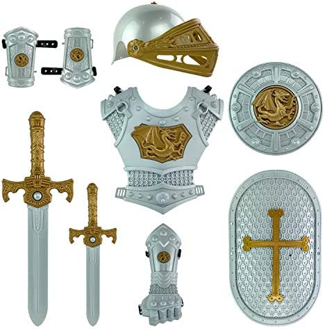 Medieval Shining Pretend Plastic Accessories product image