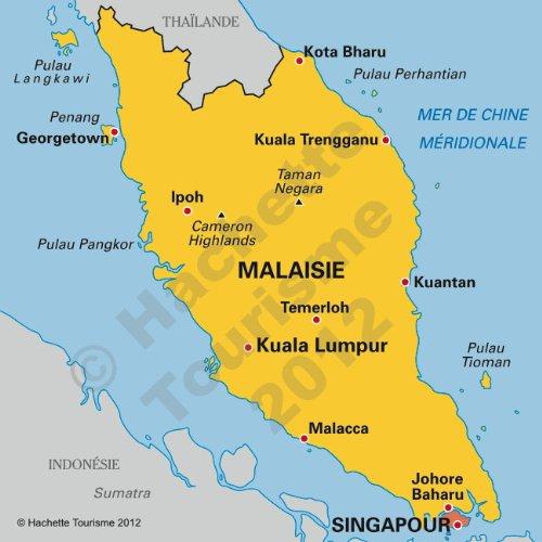 Carte Malaisie Singapour.Amazon Fr Le Routard Malaisie Singapour 2013 2014