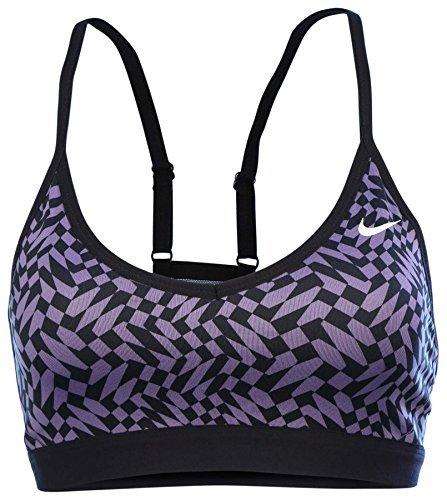 Nike Pro Indy Checkered Women's Sports Bra