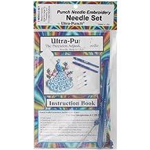 Adam Beadworks Ultra Punch Needle Set, Small/Medium/Large