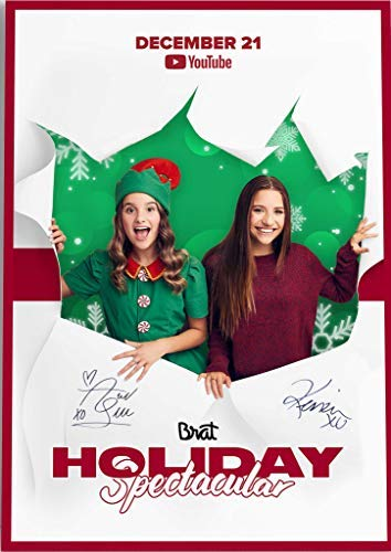 (Brat Holiday Spectacular: Autographed Poster)