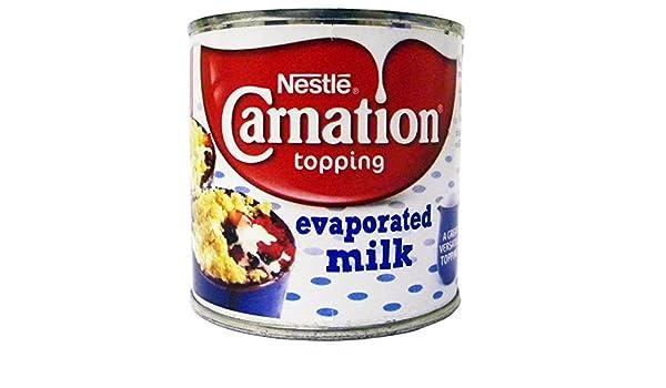 Nestlé - Leche evaporada - 170 g - Paquete de 5 unidades: Amazon.es ...