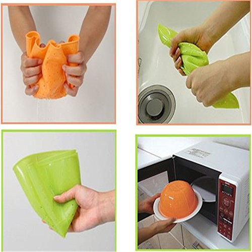 Laz-Tipa – Multifunction rice washing drain basket Silicone kitchen vegetables and fruit baskets microwave dish cover IC878310 Review