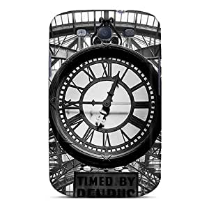New New York 5 Tpu Case Cover, Anti-scratch RachelMHudson Phone Case For Galaxy S3