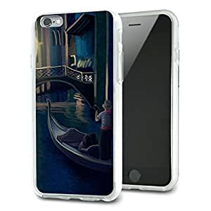 Italian Gondola Slim Fit Hybrid Case Fits Apple iPhone 6 Plus