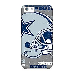 MikeEvanavas Iphone 5c Hybrid Tpu Cases Covers Silicon Bumper Dallas Cowboys