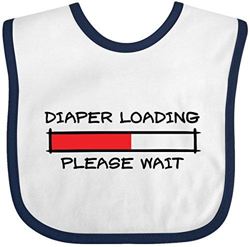 Inktastic-Baby-Boys-Diaper-Loading-Baby-Bib