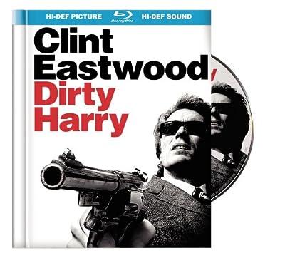 Dirty Harry (Blu-ray Book Packaging)