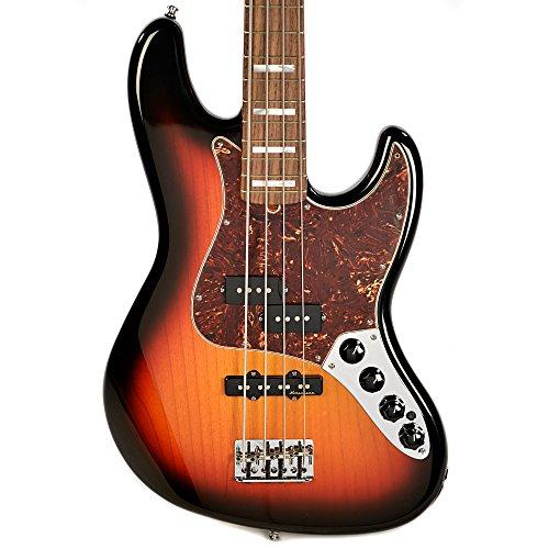 String Bass 3 Tone Sunburst - 7