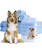 """Dog Pee Pads Extra Large 28""""x34"""",Training Puppy Pee Pads,Super Absorbent & Leak-Proof,Odor elimination,XL Disposable Pet Piddle Pad and Potty Pads for Dogs,Puppies,Doggie(XLarge:28"""" 34""""-30 Ct)"""