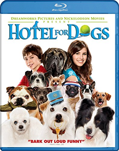 Hotel For Dogs [Blu-ray]