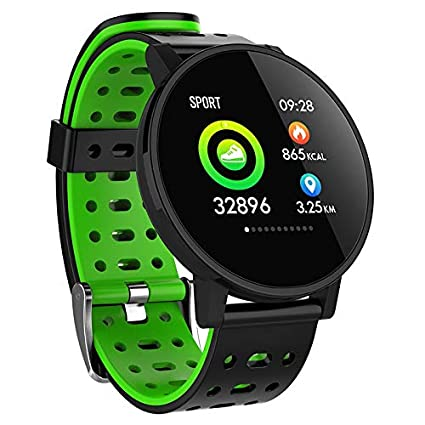 Amazon.com : GGOII Smart Wristband Smartwatch Big Color ...