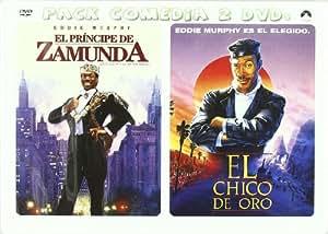 El Chico De Oro + El Principe De Zamunda [DVD]: Amazon.es