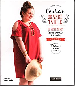 45c5be0e7f7 Amazon.fr - Couture grande taille - Frou-Frou