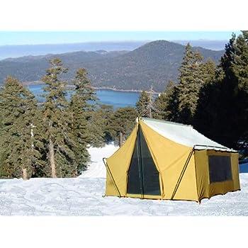 Amazon Com Guide Gear Teepee Tent 18 X 18 Family