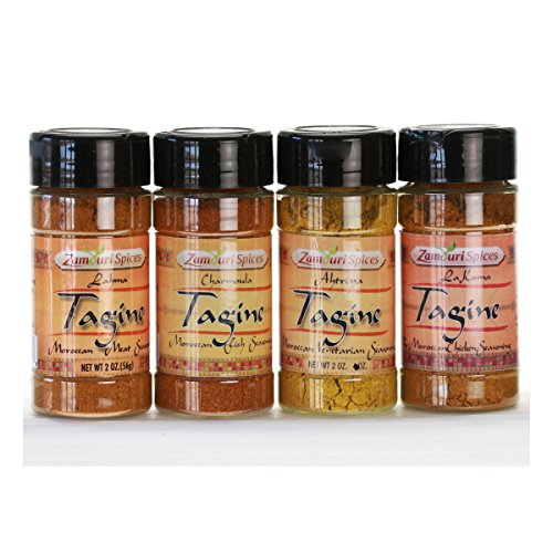 Moroccan Spices Tagine Set by Zamouri Spices, an Elbertai Company