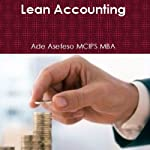 Lean Accounting | Ade Asefeso MCIPS MBA