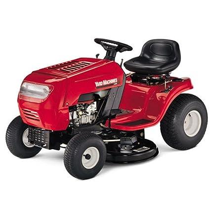 Amazon com : Yard Machines 13AC762F000 38-Inch 344cc 12 5 HP