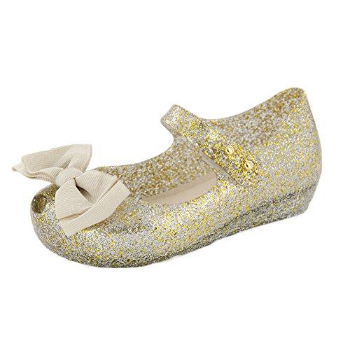 Melissa Toddler's Ultragirl Sweet Shoes Gold