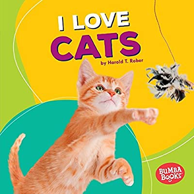 I Love Cats (Bumba Books TM - Pets Are the Best)