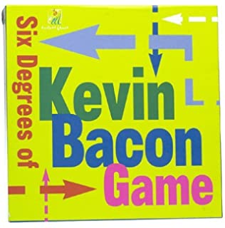 Six Degrees Of Kevin Bacon Game By Six Degrees Of Kevin Bacon
