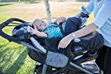 Portable Changing Table Stroller Accessory, Travel Diaper Changing Pad for Life on the Go