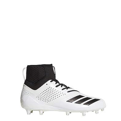 best service 47e03 a5e42 adidas Adizero 5-Star 7.0 Mid Cleat - Mens Football 7 WhiteBlack