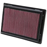 K/&N 33-2295 High Performance Replacement Air Filter