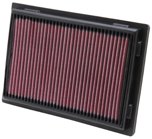 K&N 33-2381 High Performance Replacement Air Filter