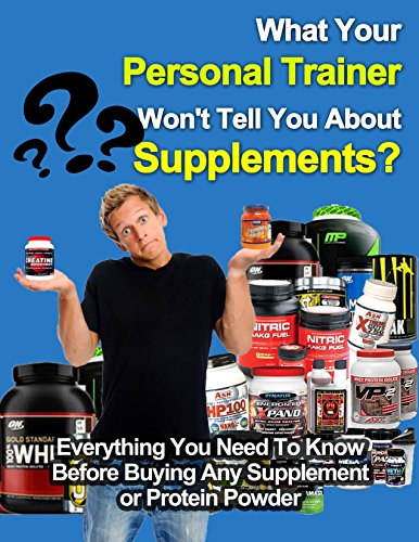 What Your Personal Trainer Won