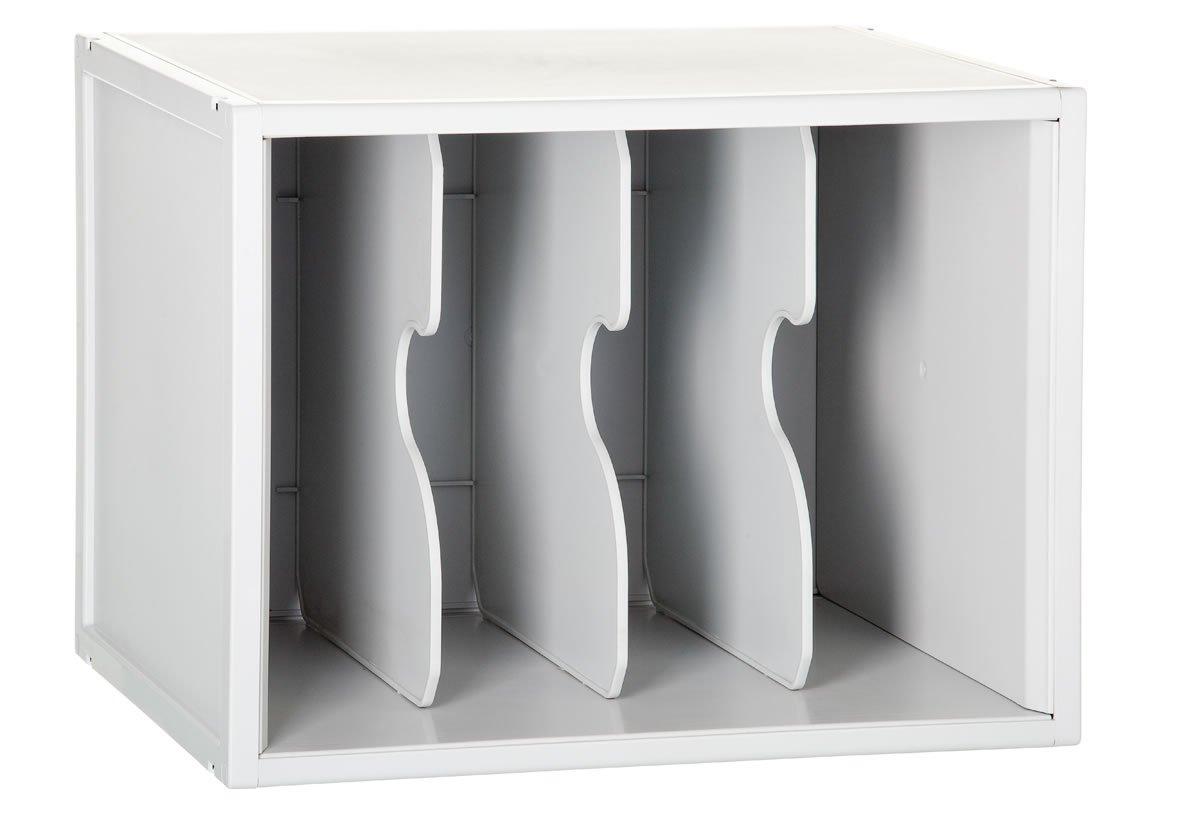 Flexystem 8103 Three Vertical Divider Unit - Light Grey CEP 2081030361