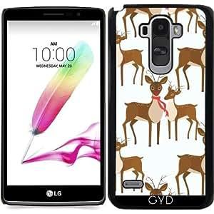 Funda para LG G4 Stylus - Tema De La Navidad by hera56