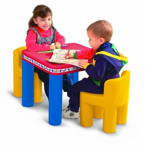 Little Tikes Classic Table and Chairs (Classic Chair Set)