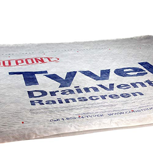 DuPont Tyvek DrainVent Rainscreen